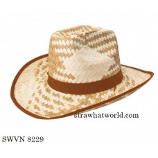 COWBOY HAT SWVN 8229