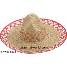 Mexican Sombrero Hat SWVN 8503
