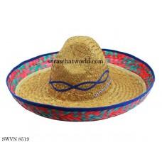Mexican Sombrero Hat SWVN 8519