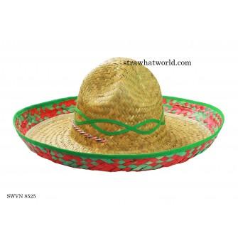 Mexican Sombrero Hat SWVN 8525