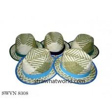Zelio Straw Hat SWVN 8308
