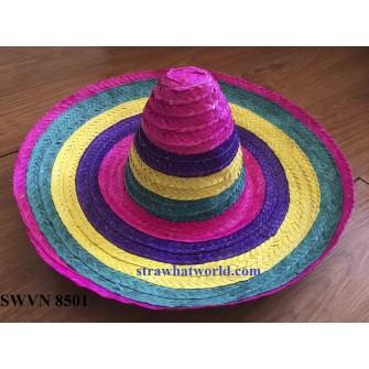 Mexican Sombrero Hat SWVN 8501