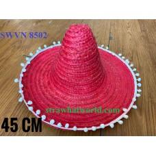 Mexican Sombrero Hat SWVN 8502
