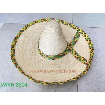 Mexican Sombrero Hat SWVN 8504
