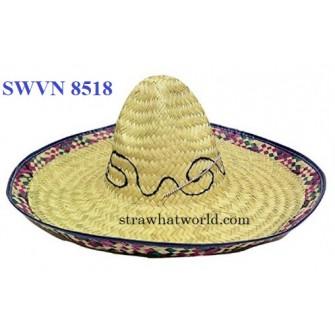 Mexican Sombrero Hat SWVN 8518