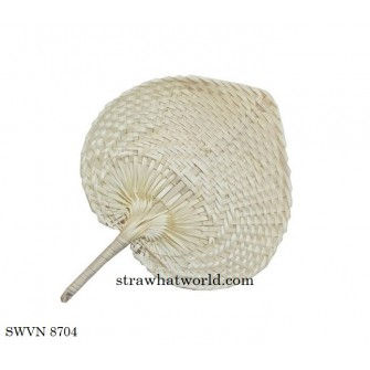 Natural Hand Fan SWVN 8704