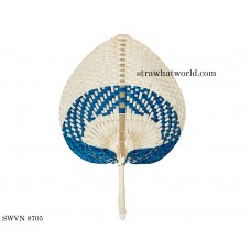 Natural Hand Fan SWVN 8705
