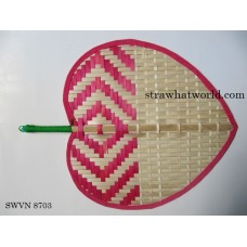 Natural Hand Fan SWVN 8703