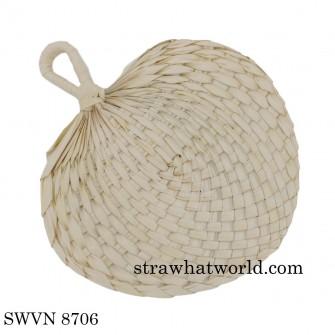 Natural Hand Fan SWVN 8706